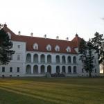 Биржай — самая северная точка Литвы.