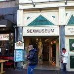 Самый посещаемый музей секса в мире. Амстердам, Нидерланды