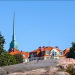 Хельсинки — прогуляться в солнечный день