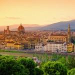 Флоренция — цветущий город