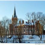 Как английский замок Тюдоров оказался под Вильнюсом – занавес эпохи
