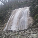 Водопады на ручье Быстром — стоит посмотреть!