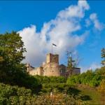 Раквере — главный эстонский мясной город со средневековым замком