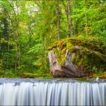 Три эстонских водопада за один день