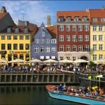 Мои летние выходные в Копенгагене