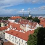 Пешая прогулка по Таллинну