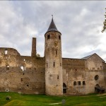 Самый сказочный замок в Эстонии находится в Хаапсалу