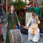 Горячий средневековый день в Таллинне встречал команду Тревелблога