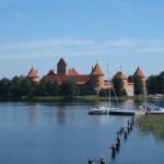 Тракай. Древняя столица Литвы