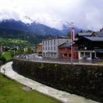 Латвийцы в Швейцарии. Прогулки по Фишу. Часть третья.