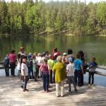 Озеро Черток или Чёртово озеро. Cамое мистическое и красивое озеро Латвии
