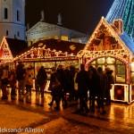 Предпраздничный Вильнюс и Ужупис. Главная елка Литвы. Что посмотреть и где побывать в Вильнюсе зимой