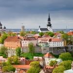 Виртуальная прогулка по Таллинну. Не хотите прогуляться?
