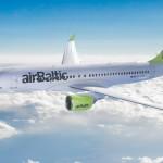 Большая распродажа Airbaltic : полеты из Прибалтики от 15 евро!