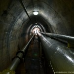 Возможно, самый необычный музей Австралии в подземном нефтехранилище