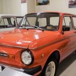 Автомобильный музей в Эстонии