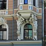 Самая красивая улица Риги