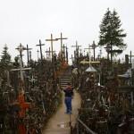 Гора крестов в Шауляй