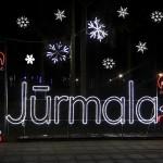 Парк Дзинтари и другие детали новогодней Юрмалы