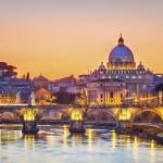 Прямые рейсы из Вильнюса в Рим от € 33!