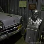 Советские автомобили, телефонные будки и Ленин – самое странное место в Даугавпилсе