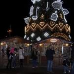 Центр отдыха Лидо и самая необычная ёлка Прибалтики