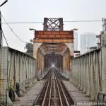 Мост Лонг Бьен – ржавое чудовище Ханоя