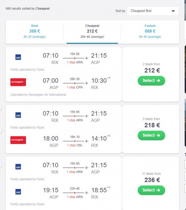 Авиабилеты москва мадрид прямой рейс цена