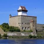 Нарва-Ивангород: Две крепости