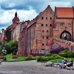 Грудзёндз (Grudziadz) – город средневековых небоскрёбов