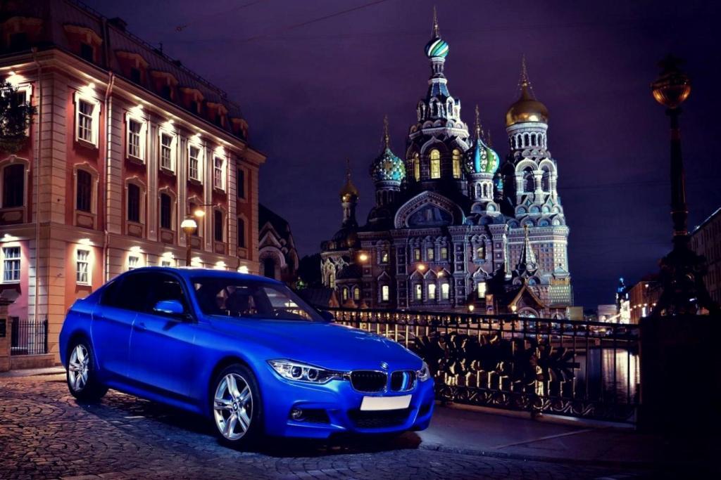 """Путешествие на авто из Таллина в Санкт-Петербург, маршрут от апарт-отеля """"Подсолнух"""""""