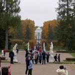 Пушкин: Екатерининский парк и окрестности