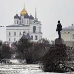 Зимний Псков… как добраться, что смотреть!