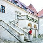 Бауский замок в Латвии