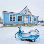 Резиденция Деда Мороза и новогодний Даугавпилс