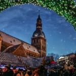Рождественские базарчики и ярмарки Риги 2018
