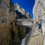 El Caminito del Rey или «Тропа Смерти» в Испании — лекарство от вашей боязни высоты.