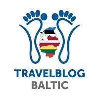 Travel Blog Логотип