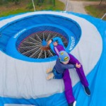 Свободный полёт на Аэродиуме в Сигулде