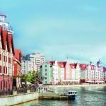 Жители стран Балтии смогут без виз путешествовать в Калининград