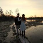 Учебная тропа болота Виру в Эстонии. Побывав здесь однажды, вы захотите вернуться снова и снова!
