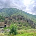 Хевсурети, Шатили, Грузия. Город-крепость. Как добраться, где жить в Шатили.