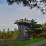 Самые высокие точки в странах Балтии