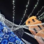 Самая красивая ёлка Европы в Вильнюсе
