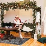 Рождество и Новый год в Аникщяй.