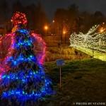 SPA brīvdienas Anīkščos Ziemassvētkos un Jaunajā gadā.