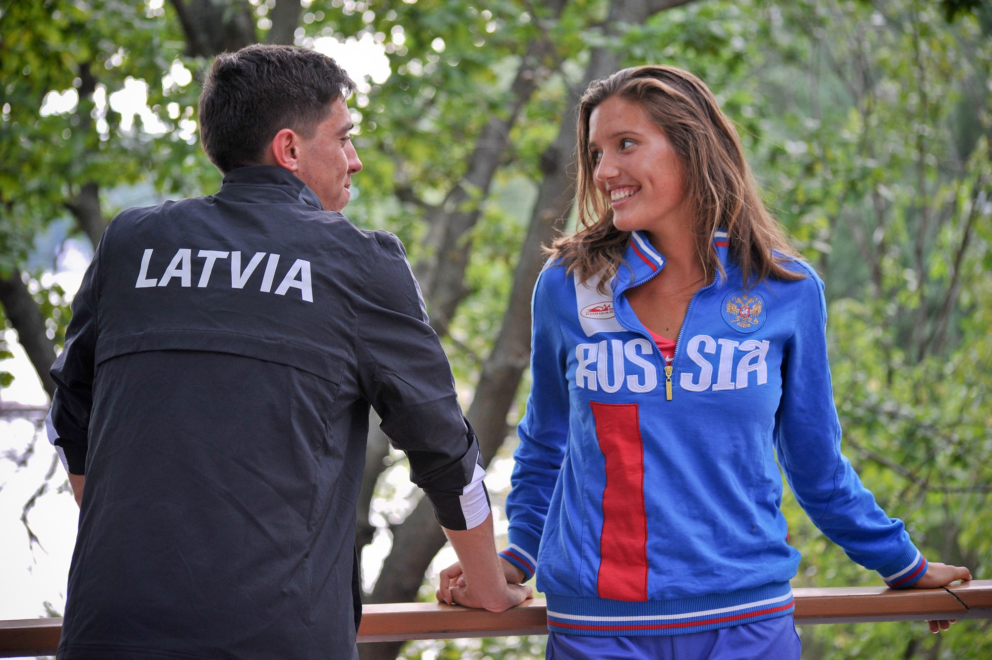 Латвия и Россия