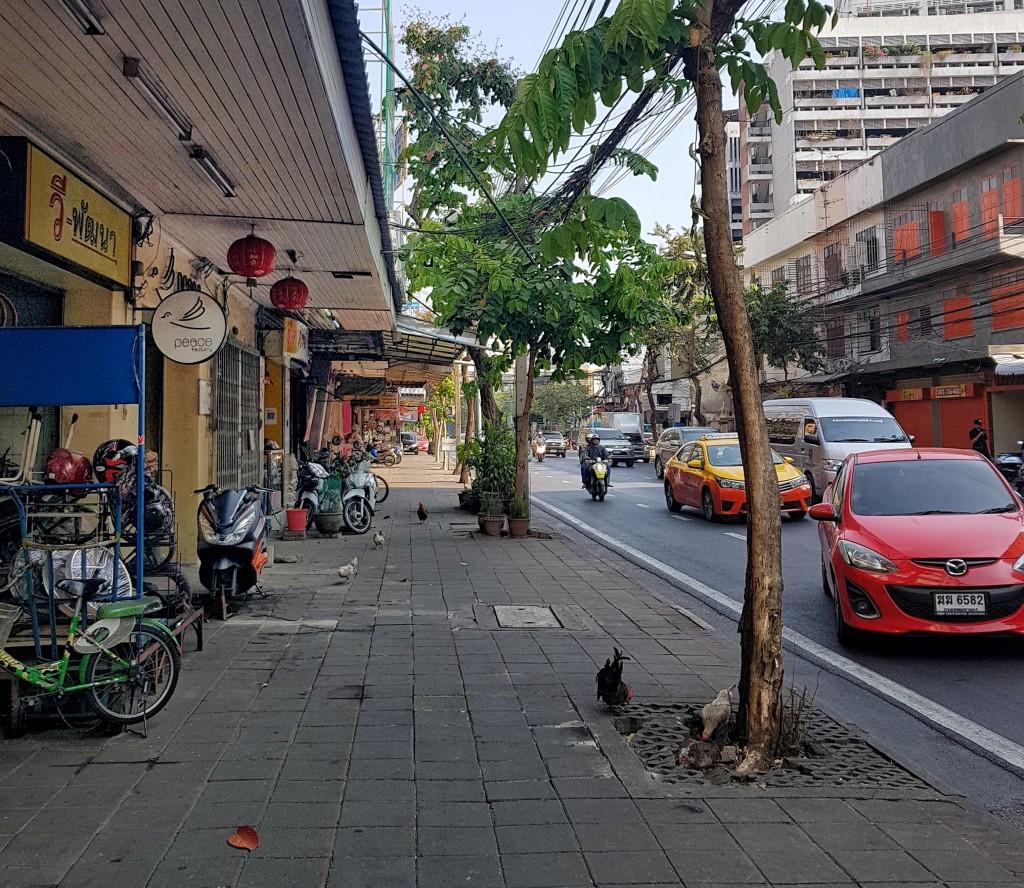 Бангкок днем