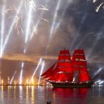 Алые паруса в Санкт-Петербурге 2020