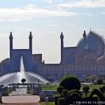 Иран, Исфахан, майдан — что может быть прекраснее!